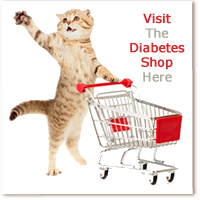 Cats And Diabetes Shop