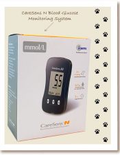 CareSens N Blood Glucose Monitor