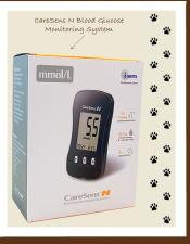 CareSens N Blood Glucose Monitor