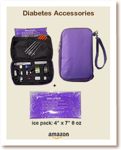 Picture of a Diabetes Accessories you can Buy On Amazon