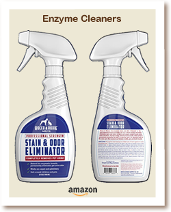 Picture of Enzyme Cleaners you can Buy On Amazon